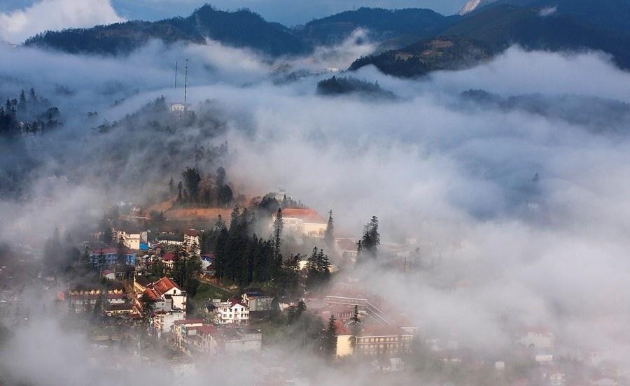 Thiên đường xứ sở sương mù Đà Lạt