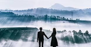 Săn ảnh cưới sương mù Đà Lạt