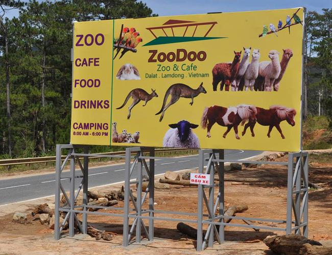 Địa điểm du lịch Zoodoo Đà Lạt