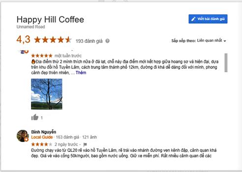Review phim trường Happy Hill Đà Lạt