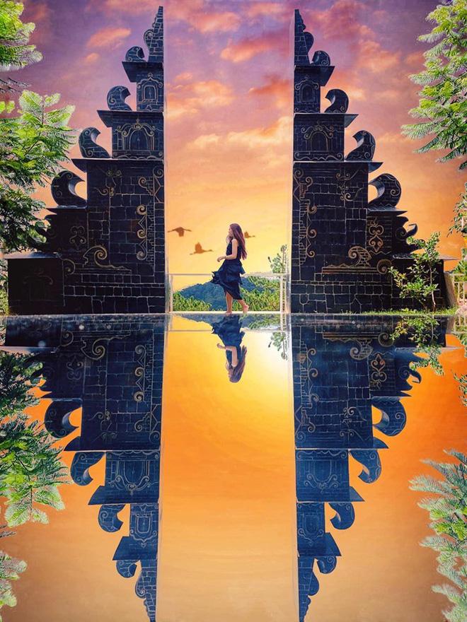 Review cổng trời Bali