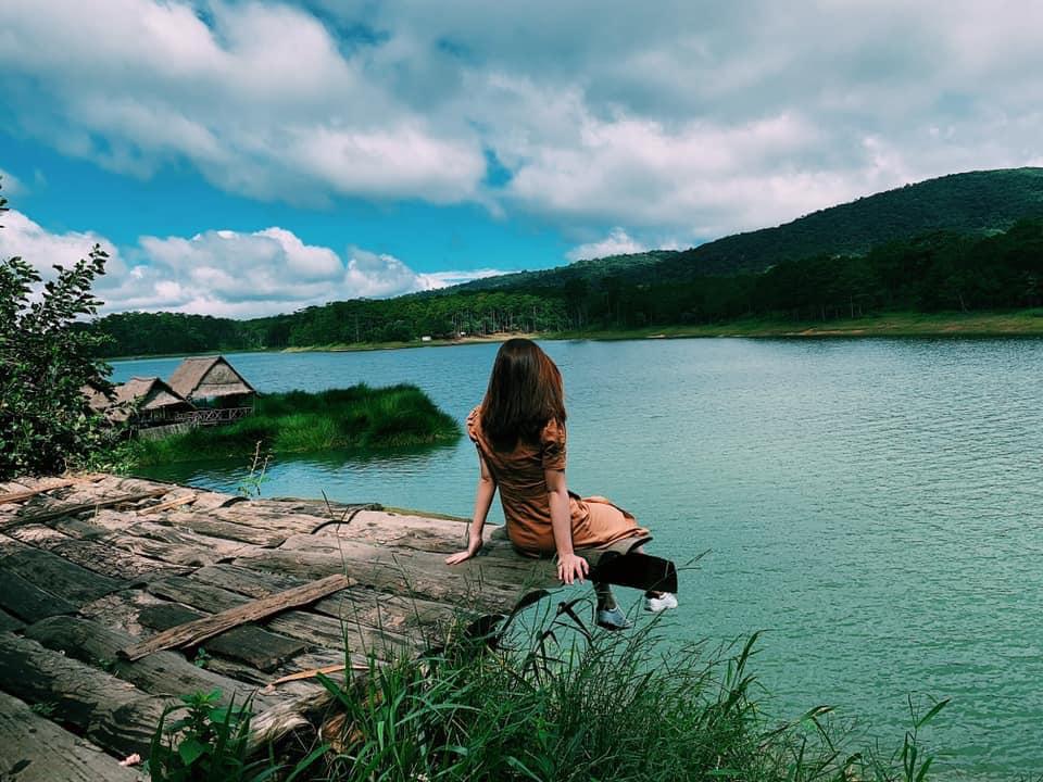 Tha hồ sống ảo ở Happy Hill