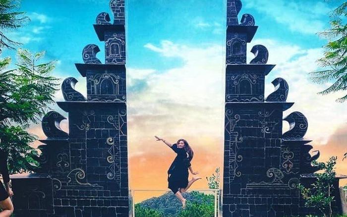 Cổng trời Bali Đà Lạt check in