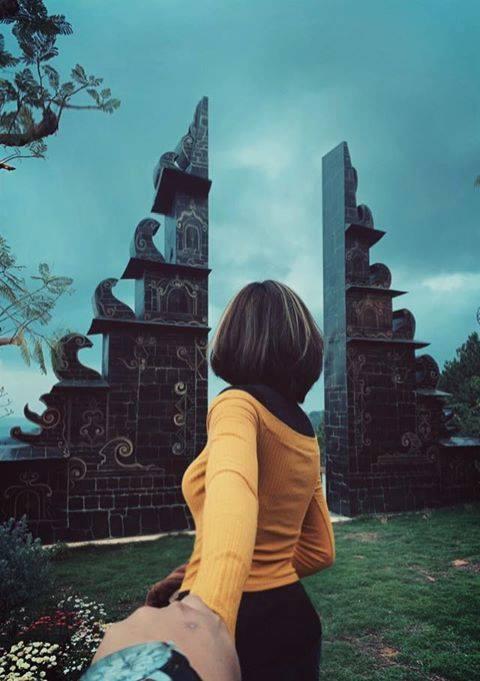 Giới thiệu cổng trời Bali ở Đà Lạt