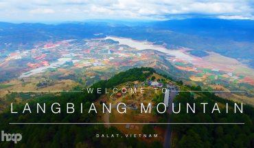 ngon núi Langbiang