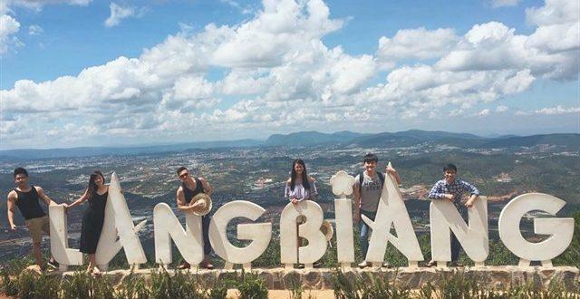 tour Langbiang 1 ngày