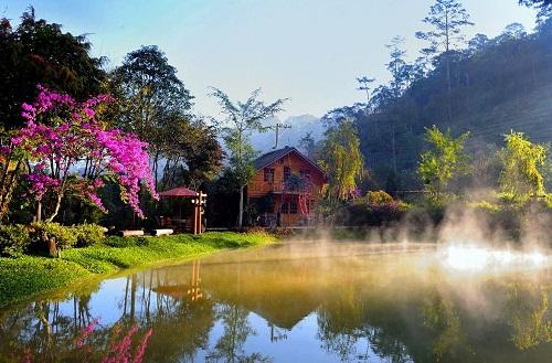 Hình ảnh có liên quan của tour du lịch 1 ngày của Hoa dalat travel