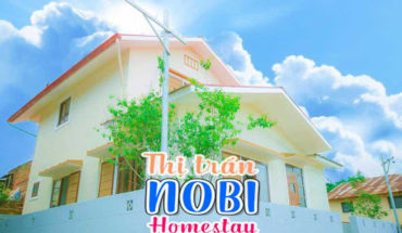 Thị trấn Nobi Homestay.