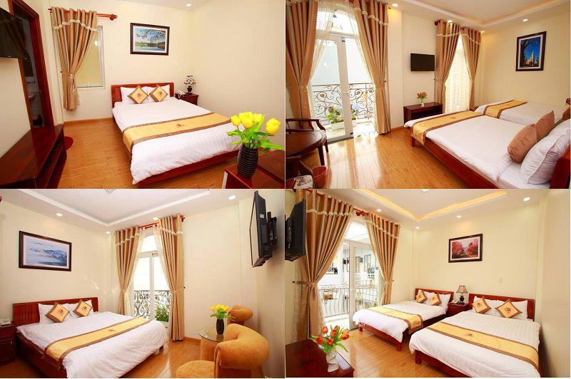 Giá phòng khách sạn An Khánh Đà Lạt