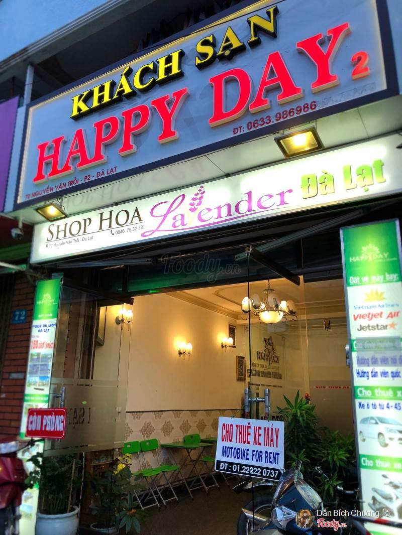 Happy Day hotel Đà Lạt