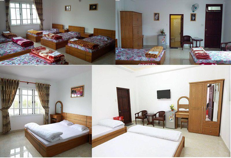 Khách sạn 2 sao Quốc Hương