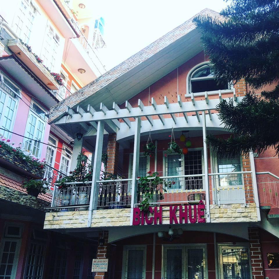 Khách sạn Bích Khuê Đà Lạt