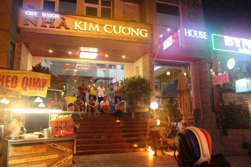 Khách sạn Kim Cương Đà Lạt