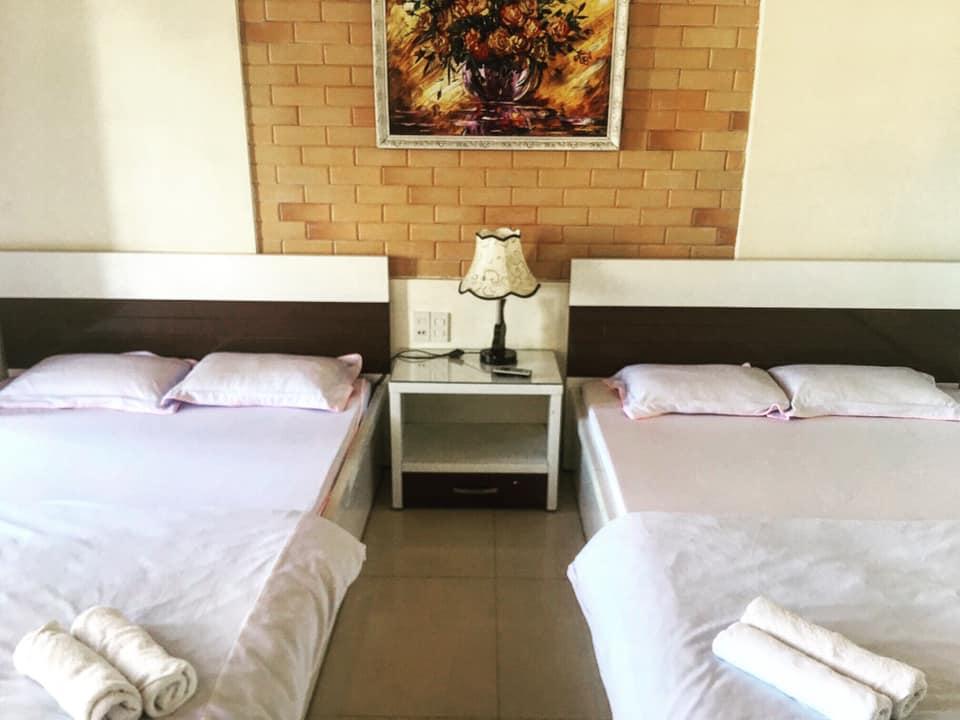 phòng nghỉ khách sạn Bích Khuê