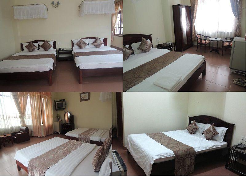 review khách sạn Nam Quang Đà Lạt.
