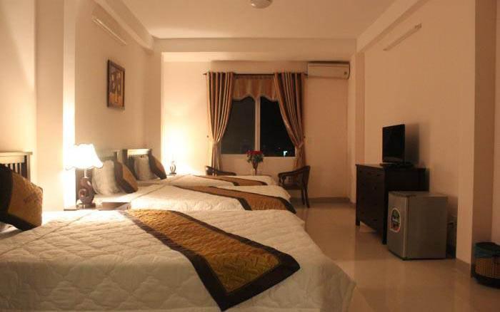 review khách sạn Ngọc Nguyên Anh