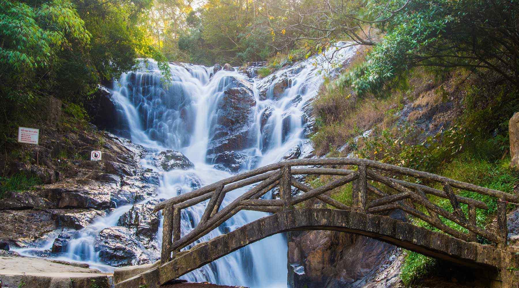 thác Datala Đà Lạt