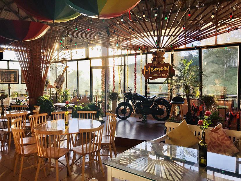 Nhà hàng Memory Đà Lạt